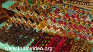 Wooden, Handicrafts, West Bengal, India