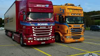 A Year of Driving a Scania/ Scania Topline