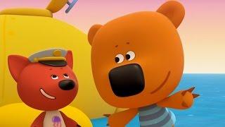 Ми-ми-мишки - Подводная одиссея - Серия 96 - Современные российские мультфильмы для детей и взрослых
