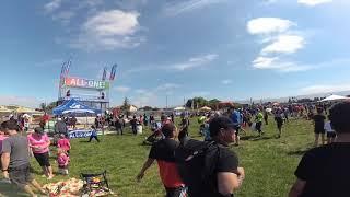 Terrain race San Jose 2018