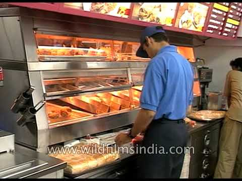 First KFC Restaurant In Bangalore: American Fast Food Comes Calling To India