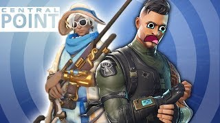 Fortnite NÃO estará na PlayStore e NOVAS SKINS em OVERWATCH - Central Point
