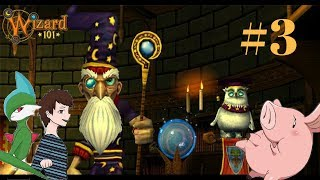 Wizard 101 Play through #3 with the Scraps