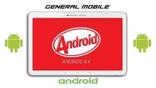 General Mobile E-tab 5 Root Rehberi (Dosyalarınız Gitmez)
