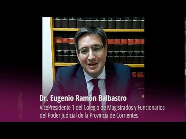Dr Eugenio Ramón Balbastro