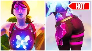 "NEW! HOT ""DREAM"" SKIN /w BUTTERFLY BACKPACK SHOWS WHAT THE GOT 😍 FORTNITE SHOP DANCES"