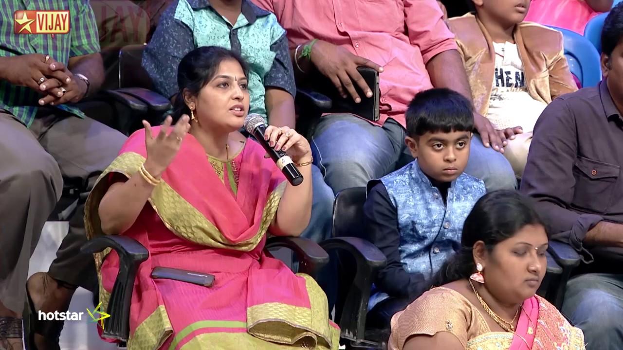 Neeya Naana | நீயா நானா - Will gadgets affect children's future?