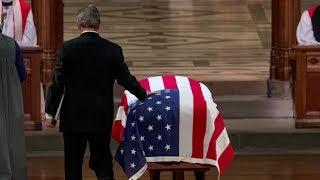 Funérailles de George H.W. Bush en images