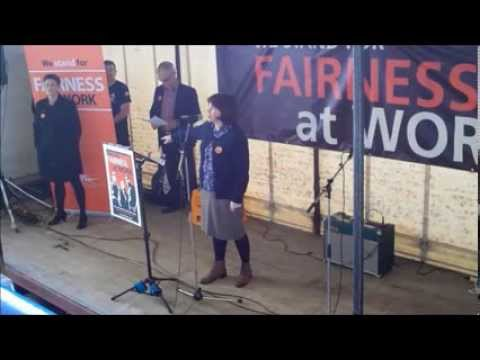 Fairness at Work in Wellington