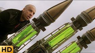 Ксандер предотвращает химическую атаку. Три Икса.