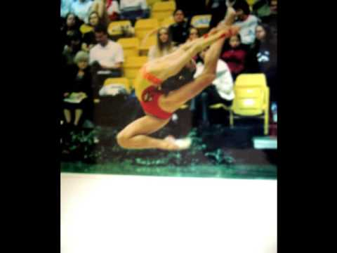 Michelle Denholm, Gymnastic and dance montage