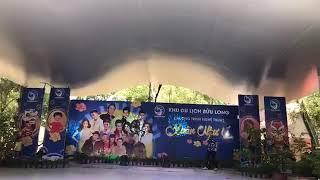Danh hài Hoài Linh ,nghệ sĩ hứa minh đạt ,nghệ sĩ thanh tân giao lưu khán giả tại Bửu long Biên Hòa