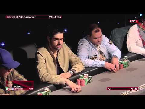 Italian Big Game – PokerStars