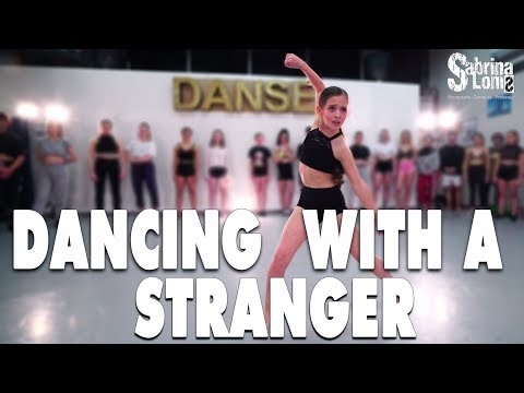 Sam Smith Normani - Dancing With A Stranger  Contemporary  Sabrina Lonis Choreography