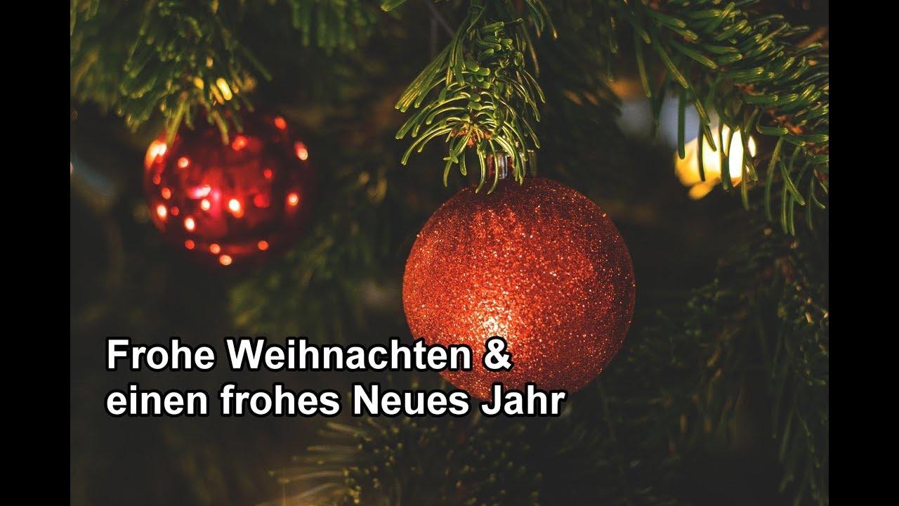Weihnachtsgrüße Für.Weihnachtsgrüße Für Dich Frohe Weihnachten Und Einen Guten Rutsch Ins Neue Jahr
