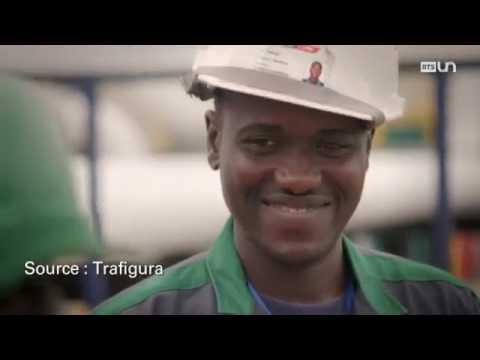 Pétrole, un trafic qui sent le soufre   REPORTAGE TV 2017