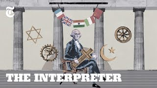 How Nations Make Up National Identities | NYT - The Interpreter
