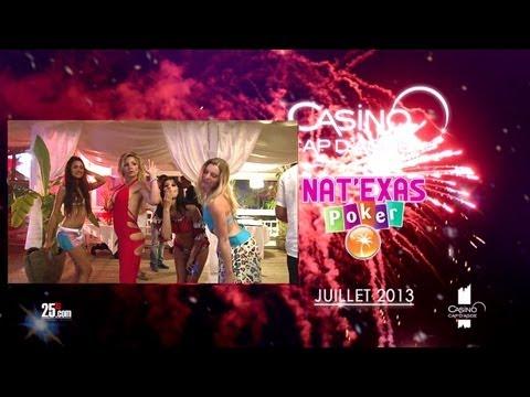 Nat'exas Poker 2013 Casino Cap d'Agde le clip