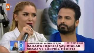 Mehmet'ten Bahar'a sürpriz hediye - Esra Erol'da 353. Bölüm - atv
