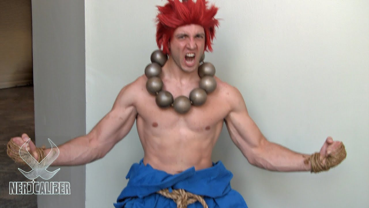 Akuma And Elena Street Fighter Cosplays At Otakon 2013 Youtube