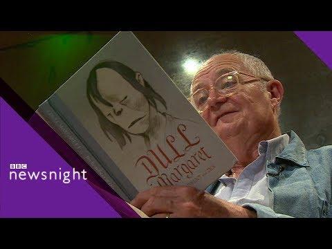 Jim Broadbent turns graphic novelist  BBC night