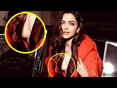 Red Hot Deepika Padukone Goes Braless For Vanity Fair Magazine