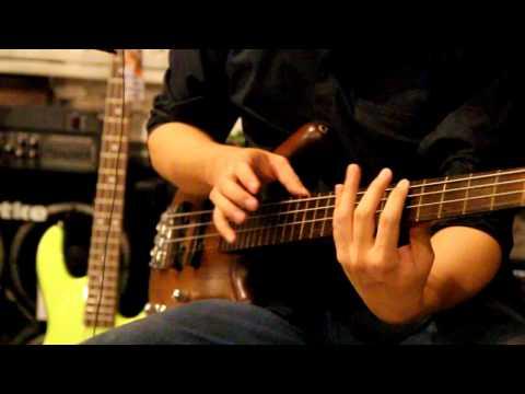 วิธีการเล่น Tapping Bass, by www.BassThai.com
