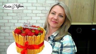 як зробити ніжний бісквіт для торта