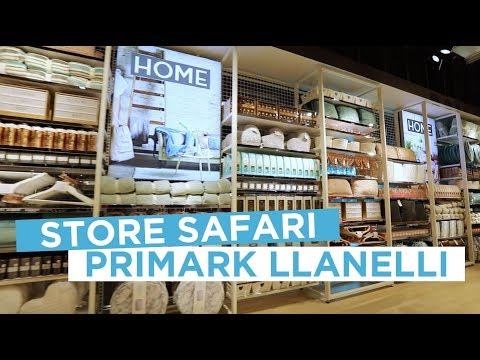 PRIMARK | Store Safari | Primark Llanelli