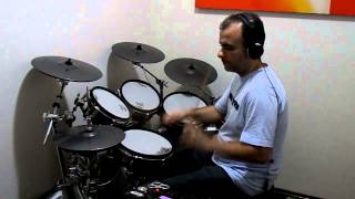 Dream Theater - Lifting Shadows Off a Dream - Drum Cover by Marcos Fernandes