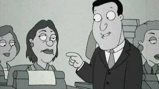 Family guy - women in the workplace, personnel training