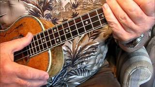 "JAZZ UKULELE - LESSON #1 - Taught by ""UKULELE MIKE"""