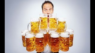 Как пить пиво и при это не толстеть