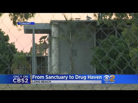 Frustrated Long Beach Residents Say Abandoned Church Has Turned Into Drug Haven