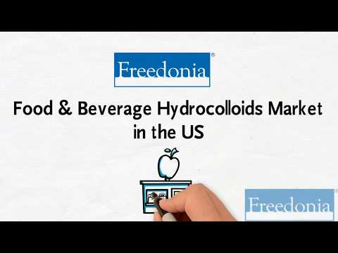 Food & Beverage Hydrocolloids Market in the US