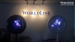HoloExpo Demo @ WorldLine Office
