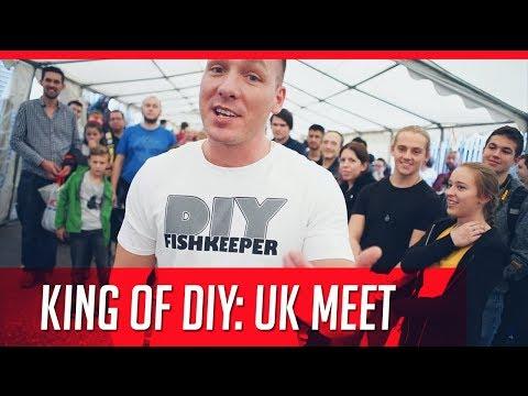 King of DIY UK YouTuber Meet