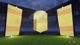 25x TWO PLAYERS PACK!!! WALKOUT!- FIFA 18 PACK OPENING