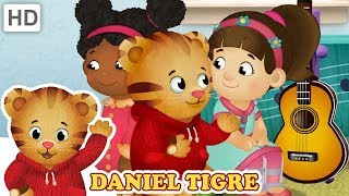 Daniel Tigre em Português - Aventuras de Amizade | Vídeos para Crianças