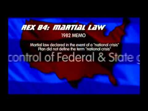 Rex 84 FEMA Camps and Continuity of Government