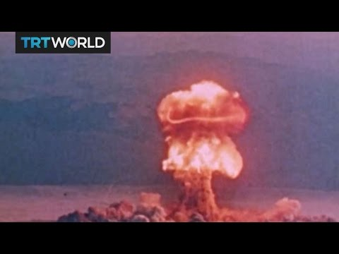Insight: The World's New Nuclear Arms Race