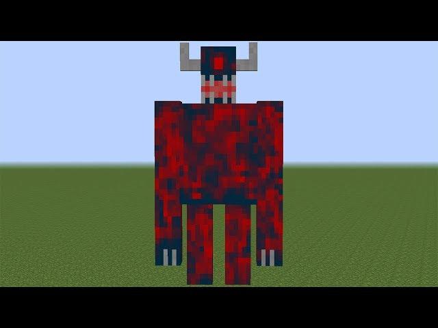 Minecraft Mod - Korkunç Yaratıklar