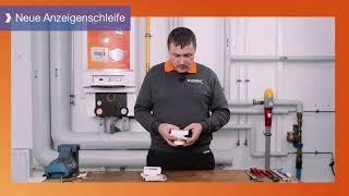 Wärmezähler Qheat 5 selber ablesen