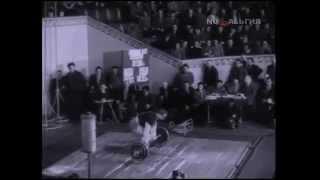 """Тяжелоатлетическая школа СССР [Фильм """"Вес взят!""""]"""