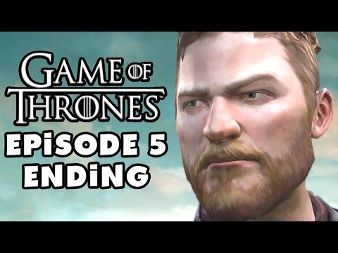 Game of Thrones - Telltale Games - Episode 5: A Nest of Vipers - Gameplay Walkthrough Part 3
