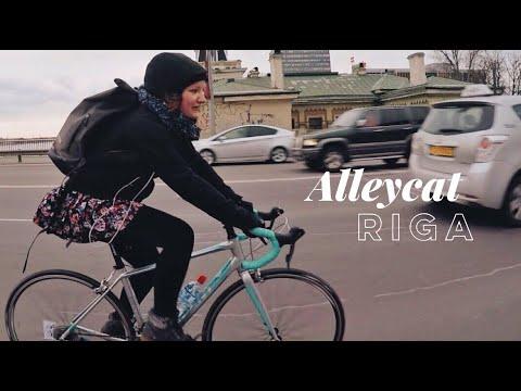 Spectating Alleycat Riga April 2017