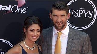 Michael Phelps & Simone Biles at the ESPY Awards 2017