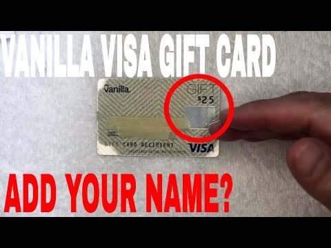 ✅ How To Use Vanilla Visa Gift Card At Gas Station 🔴 from YouTube · Duration:  5 minutes 4 seconds
