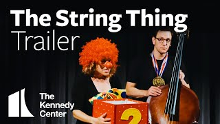 The String Thing - Official Trailer | Premieres Nov 2 @ 1pm