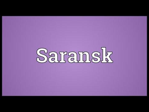 Header of Saransk